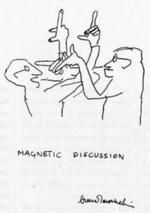 Touschek - Magnetic Discussion